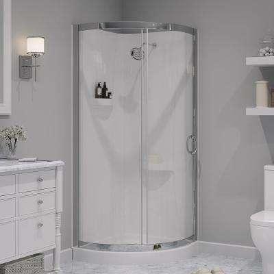Corner - Shower Stalls & Kits - Showers - The Home Dep