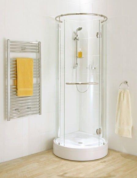 Corner Tubs For Small Bathrooms - Foter | Corner shower stalls .