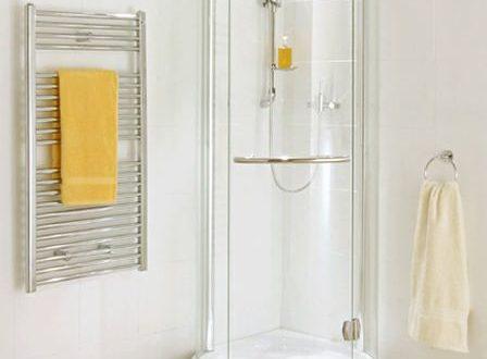 The Benefits Of A Doorless Walk In Shower (With images)   Corner .