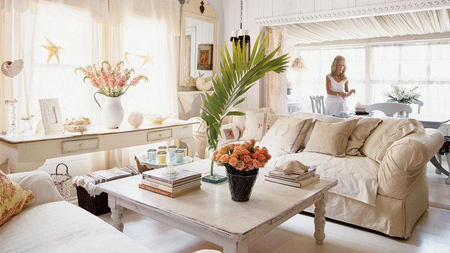 100 Comfy Cottage Rooms | Coastal Livi