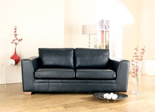 Giving Old Leather Sofas a New Look with Slipcove