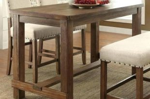 Image result for counter height rectangular table sets | Counter .