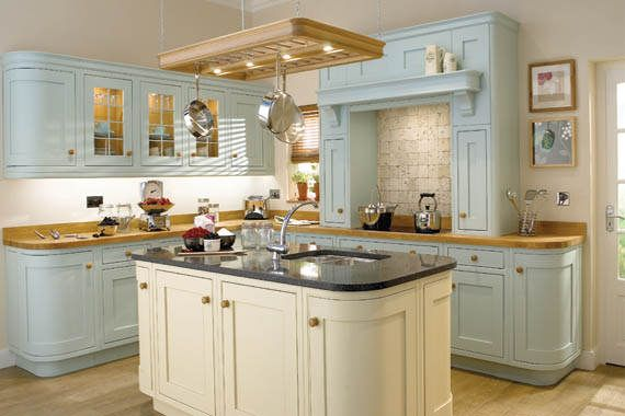 French Country Kitchen Paint Colors | Country kitchen cabinets .