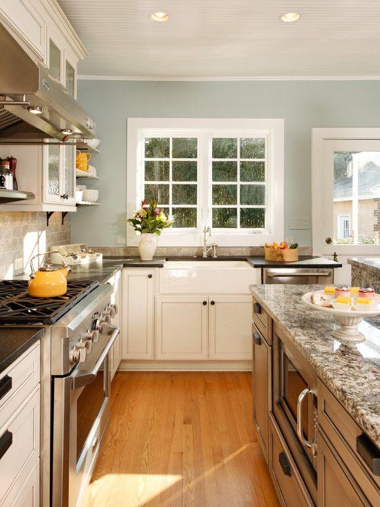 Excellent Neutral Kitchen Paint Colors : Enchanting Traditional .