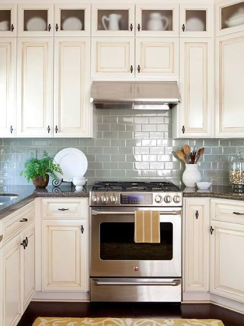 Nice 50 Inspiring Cream Colored Kitchen Cabinets Decor Ideas https .