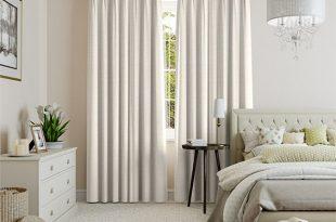 Harrow Cream Curtains in 2020 | Pink velvet curtains, Rose .