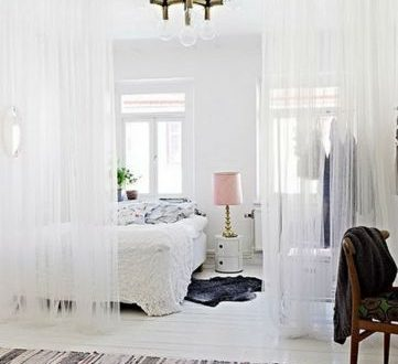 7 Brilliant Room Divider Ideas for Your Small Studio Apartment—and .