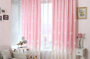 Amazon.com: pureaqu Children Castle of Angle Print Curtains for .