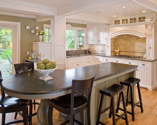 16 Splendid Kitchen Island Designs With Unusual Design | Kitchen .