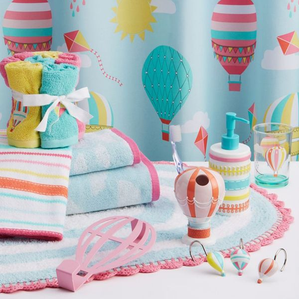 40 Playful Kids Bathroom Ideas to Transform You Little Wonder's .