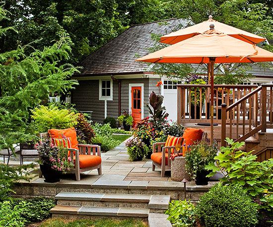 Deck Decor Ideas – Better Homes & Gardens - BHG | Better Homes .