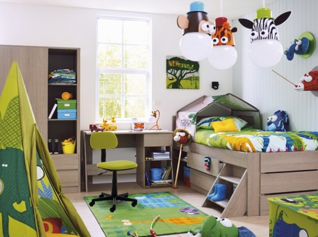 Kids Room Designs. Imaginative Themes For Toddler Boys Bedroom .