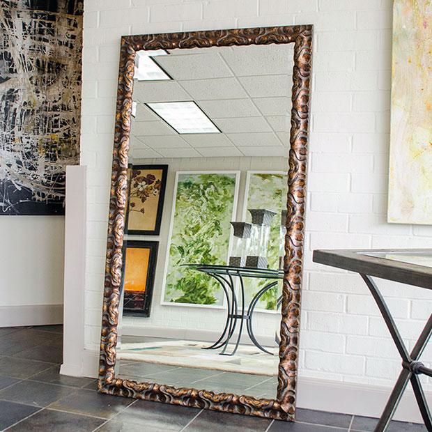 Custom Sized Framed Mirrors, Bathroom Mirrors, Large Decorative .