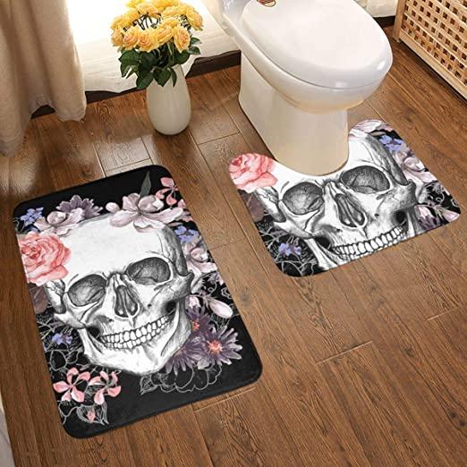 Amazon.com: Sugar Skull Day The Dead Decorative Large Plush .