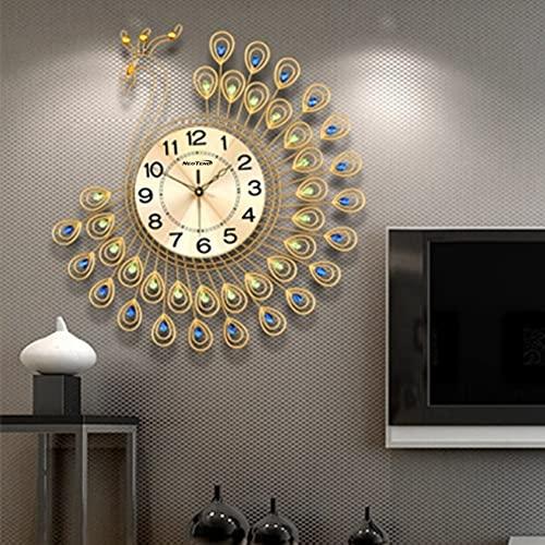 Decorative Wall Clocks for Living Room: Amazon.c