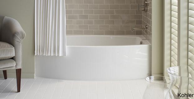 Deep Bathtubs For Small Bathrooms | Soaking Tubs For Small Bathroo