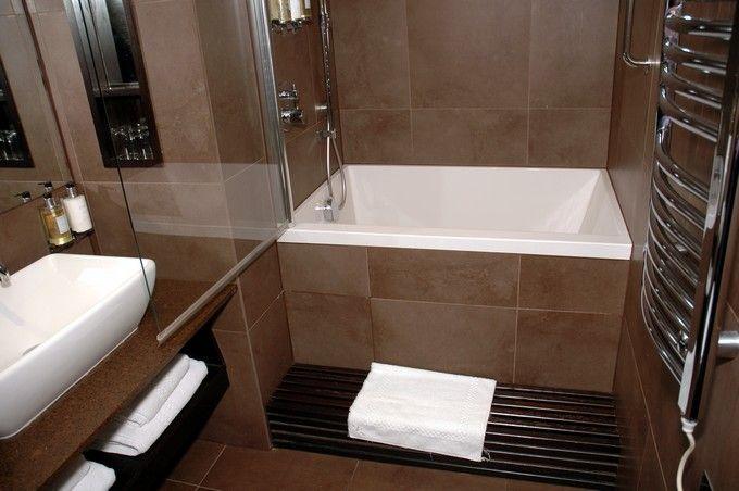 small tubs shower combo | Deep Soaking Tub Freestanding | Bathtub .