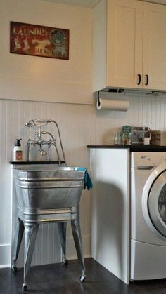 14 Best Laundry tubs images | Laundry tubs, Laundry room, Laundry .
