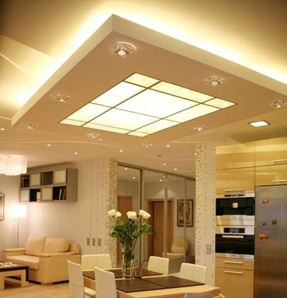 Designer Overhead Kitchen Light Fixtures