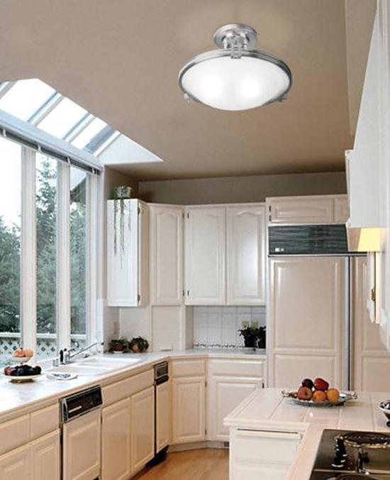 Choosing Best Type of Lighting Fixtures According to the Kitchen .