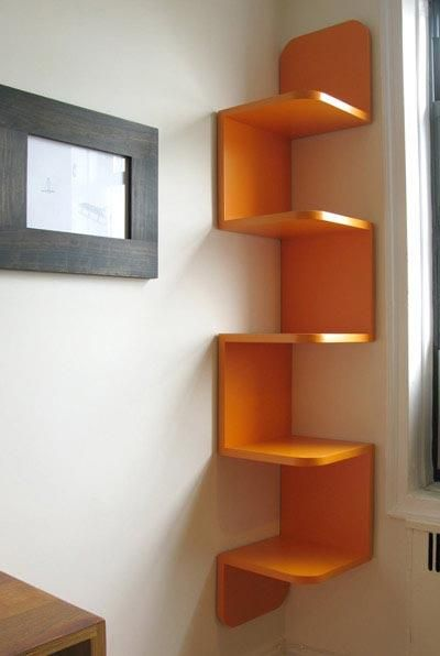 Do It Yourself Bookcase Designs | DIY Wall Mounted Bookshelf Plans .