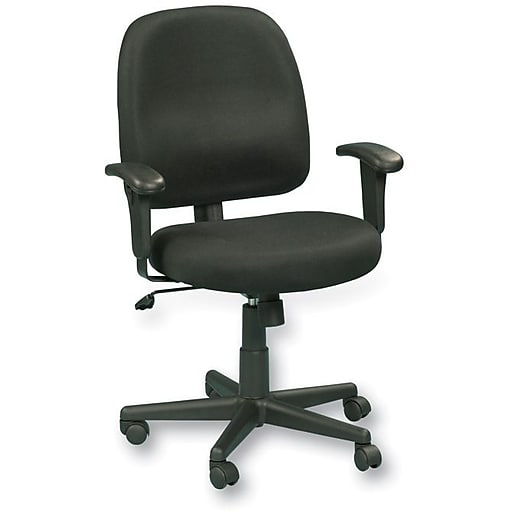 Shop Staples for Eurotech Newport Fabric Computer and Desk Office .