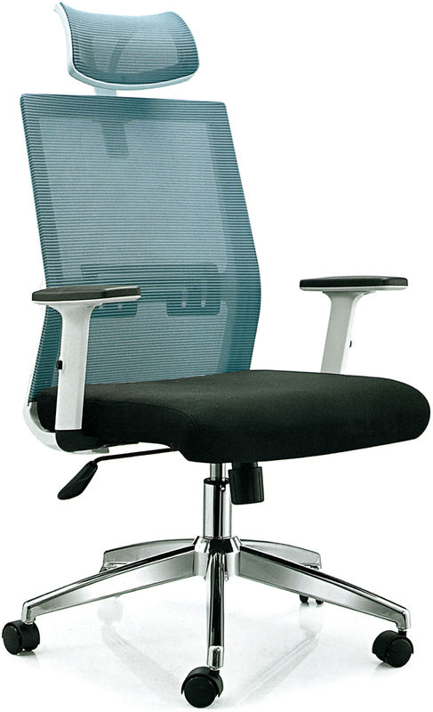 High End Ergonomic Mesh Office Desk Chair With Adjustable Arms .