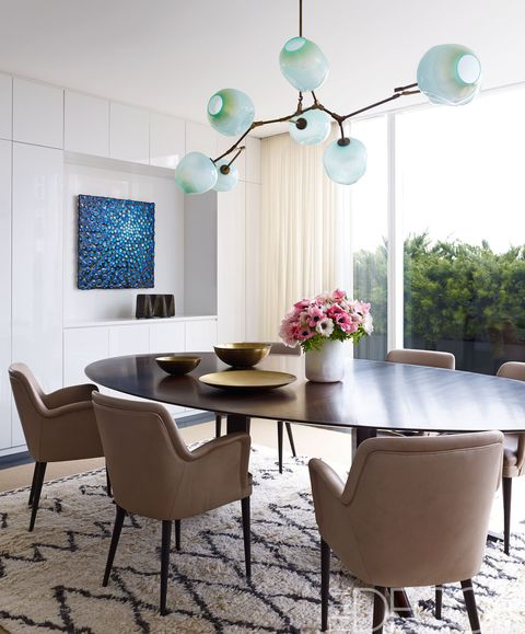 Dining Room Decor Contemporary