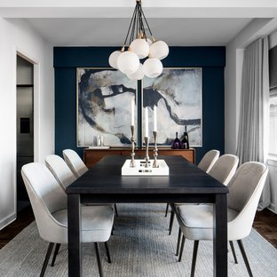 75 Beautiful Contemporary Dining Room Pictures & Ideas | Hou