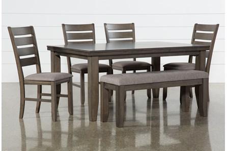 Ashford II 6 Piece Dining Set | Living Spac