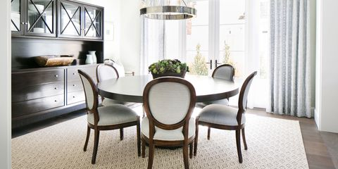 Dining Rooms With Round Tables