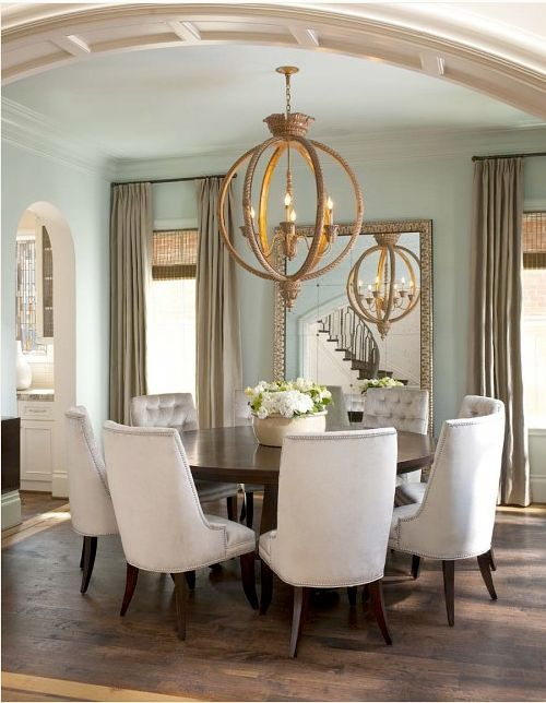 classic and elegant | Dining room renovation, Dining room .