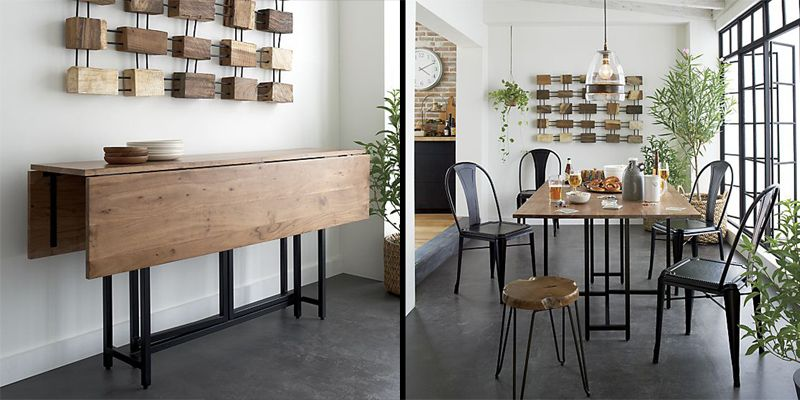 10 Space-Saving Dining Tables for your Tiny Apartment | Space .