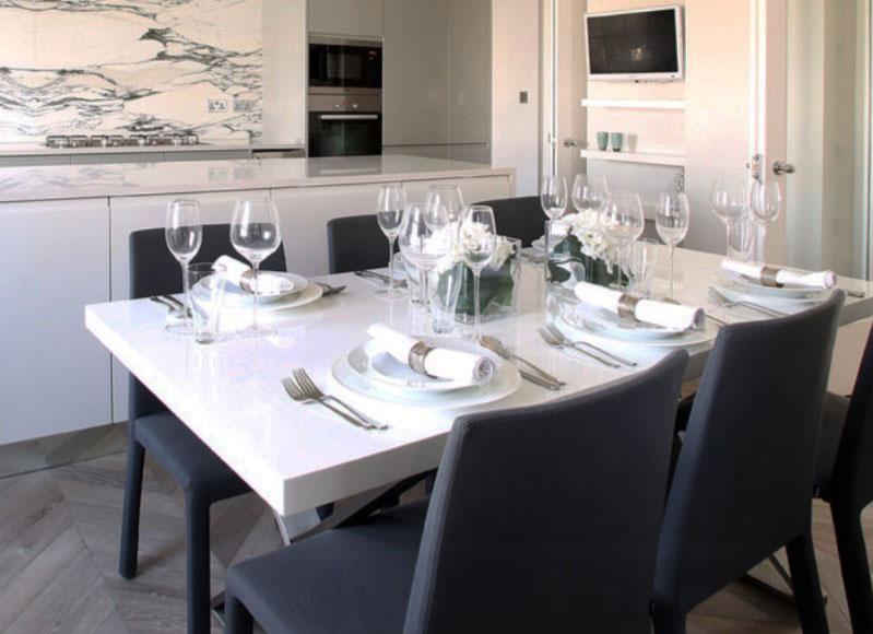 Dinner Table Setting Ideas