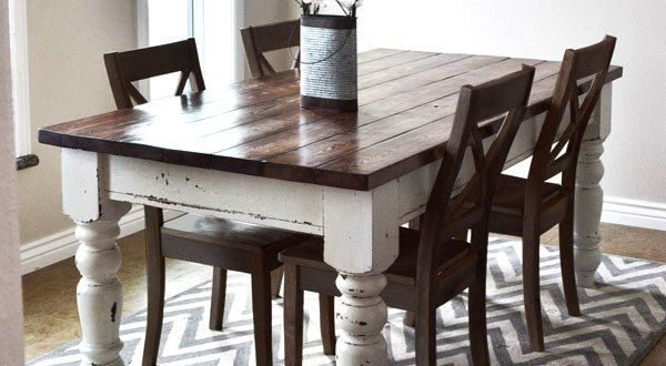 Ana White used various #Minwax stain and finish products along .