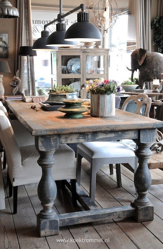 37 Timeless Farmhouse Dining Room Design Ideas that are Simply .