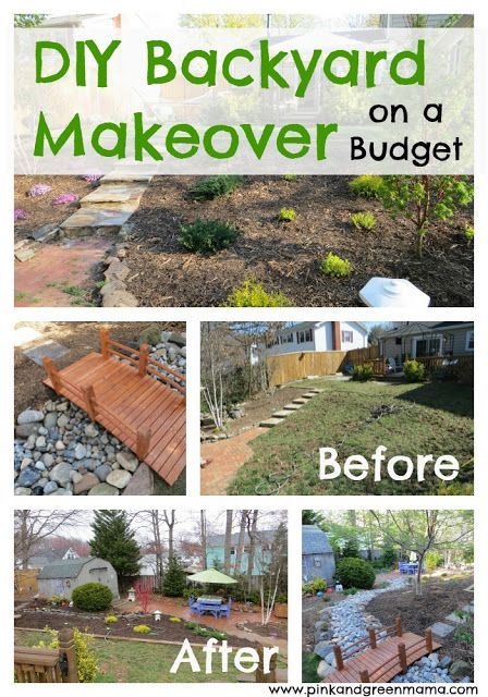 DIY Backyard Makeover on a Budget with Help from HGTVGardens .