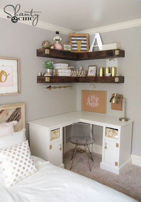 Diy Bedroom Ideas For Small Rooms