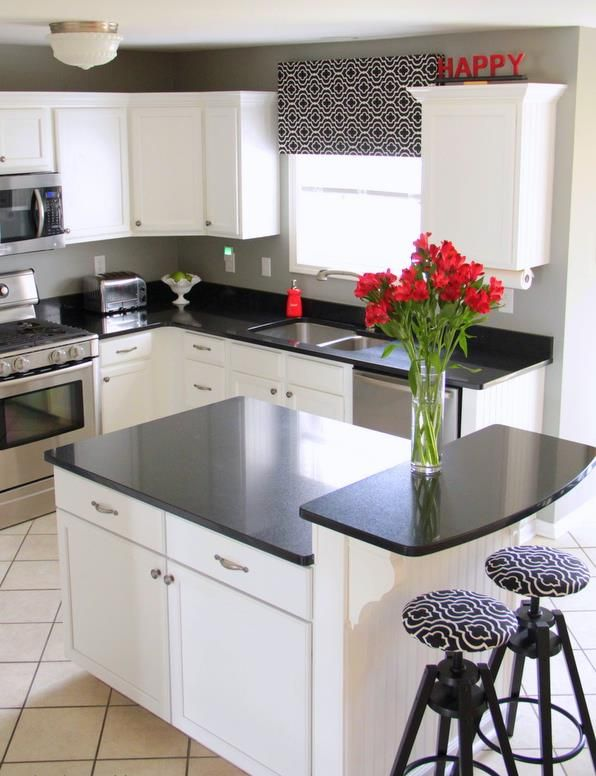 Before and After DIY Kitchen Reveal | Kitchen remodel, Home .