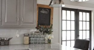 37 Brilliant DIY Kitchen Makeover Ideas | Farmhouse kitchen .