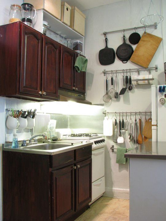 95 Kitchen Ideas Small Kitchen #ideas #kitchen #Small | Small .