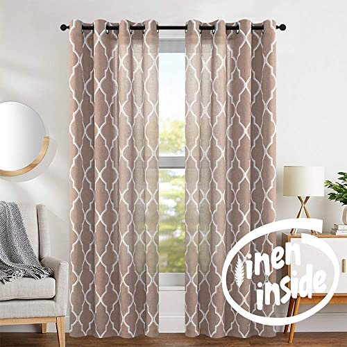 Window Curtains for Living Room: Amazon.c