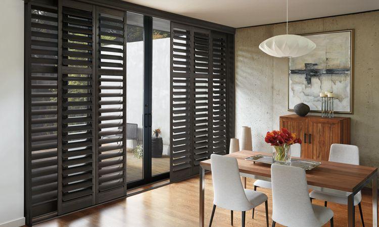 Window Treatments for Patio & Sliding Glass Doors | Hunter Dougl
