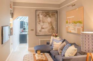 31 Stunning Small Living Room Ideas | Long narrow living room .