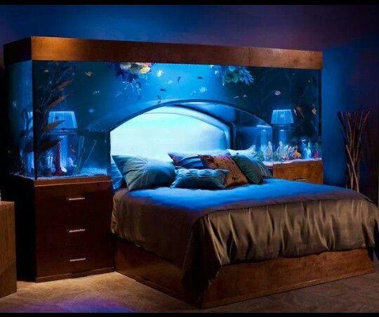 Dream Bedrooms. Underwater. | We Are Handso