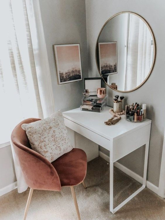 66 EXQUISITE DRESSING TABLE MAKES THE BEDROOM MORE WARM - Page 36 .