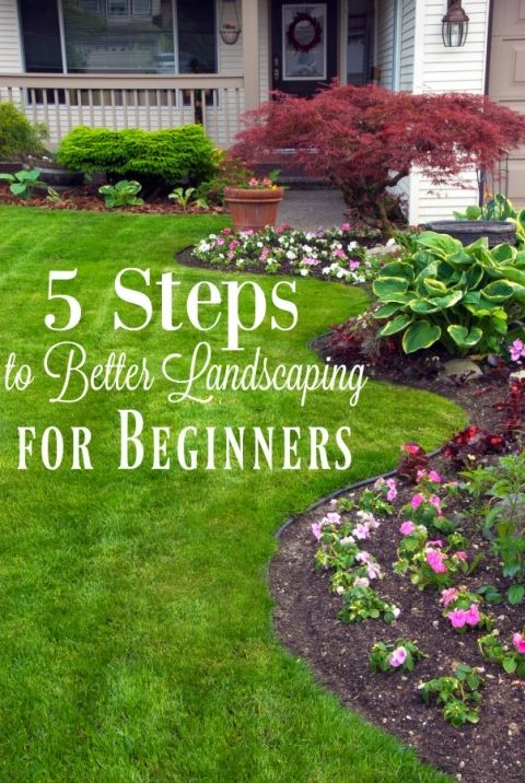 How to Landscape Your Home - Easy Landscaping Tips for Beginners .