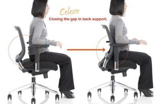 cool Best Office Chair With Lumbar Support 29 In Small Home Decor .