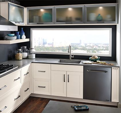 Modern Cabinets – European-Style Kitchen Cabinetry – Kitchen Craft .