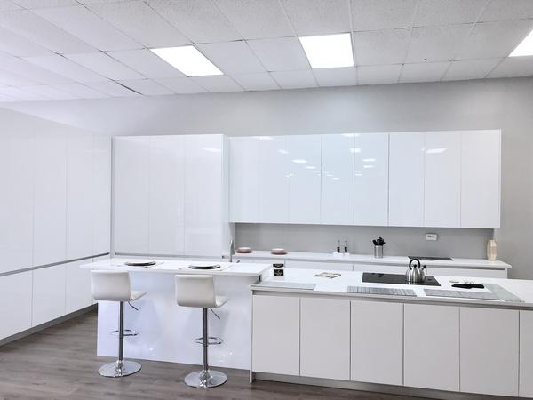 Frameless Italian Style Euro Modern Kitchen Cabinetry | Cabinet .